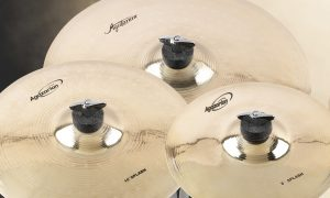 Agazarian Splash Cymbals
